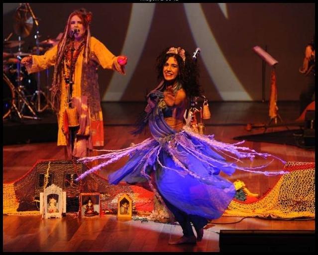 Comemoração de 15 anos de carreira (Auditorio Ibirapuera, 2012)
